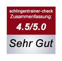 Variosling® Sling Trainer Modell 2016 Bewertung Vergleich