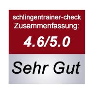 aeroSling ELITE - Sling Trainer mit Umlenkrolle und Türanker Bewertung Vergleich